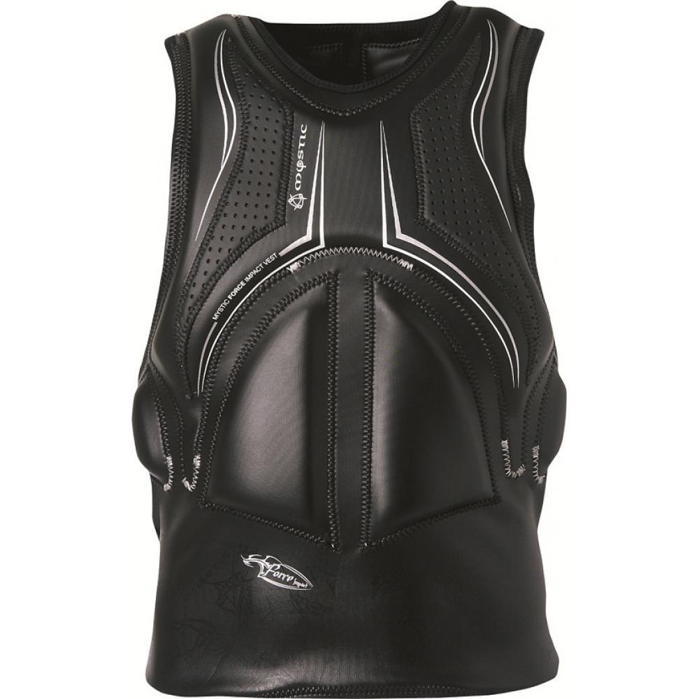 Жилет Mystic Force Impact Vest  Black