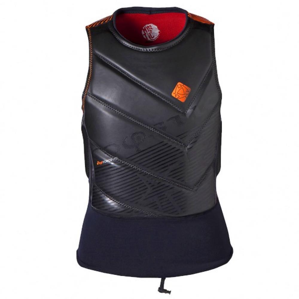 Жилет антишоковый Mystic Force d3o Kiteboard Vest Black