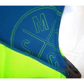Жилет противоударный для кайтсерфинга Mystic 2016 Star Impact Vest Teel
