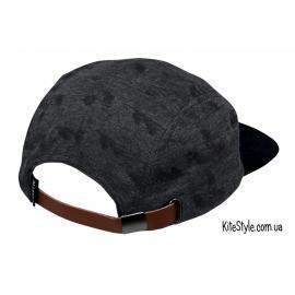 Кепка Mystic 2015 Travel Cap 807 Dark Grey